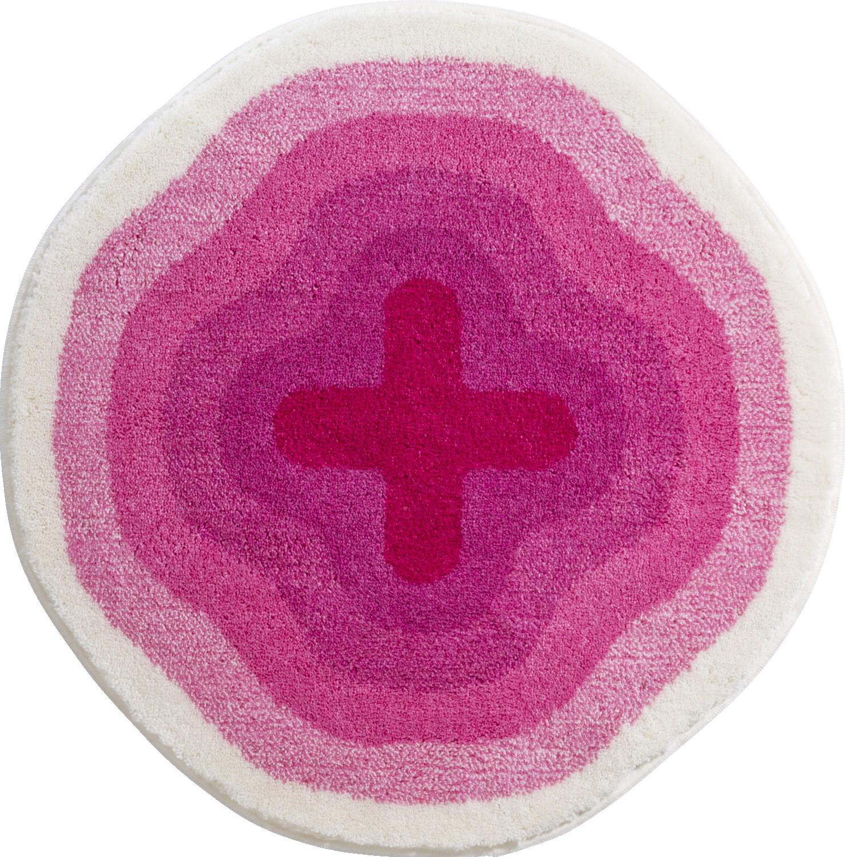 Коврики для ванной     KARIM 03,             розовый