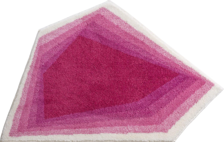 Коврики для ванной     KARIM 11,             розовый